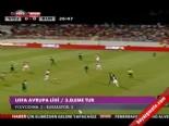 Vojvodina Bursaspor: 2-2 Maçın Özeti İzle (UEFA Avrupa Ligi)