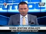 Semih Şentürk Fenerbahçe İle Yollarını Ayırdı