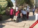 Akülü Tekerlekli Sandalyeler İçin Akü Şarj İstasyonunu Hizmete Açıldı