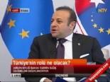 Egemen Bağış: Suriye'ye Müdahalede Türkiye'nin Rolü Ne Olacak?