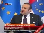 Egemen Bağış, CAS'ın Fenerbahçe Kararını Değerlendirdi