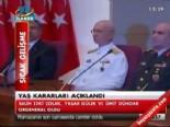 İşte YAŞ Kararlarına Göre Yeni Komutanlar (Yüksek Askeri Şura 2013)