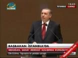 Başbakan Erdoğan, Arenamega İsmini Beğenmedi