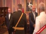 İstanbul Valisi H. Avni Mutlu, 30 Ağustos Zafer Bayramı Tebriklerini Kabul Etti