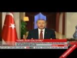 Başbakan'ın Millete Hizmet Yolunda Konuşması