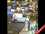 Otobüse Molotoflu Saldırı Girişimi Güvenlik Kamerasında