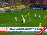 Villareal Real Madrid: 2-2 Maç Özeti