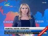 Hava Durumu (Nilay Özcan - TGRT Haber)