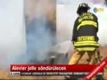 Yangınlar Artık Jelle Söndürülecek