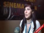 Köksüz Filminin Galasında Ahu Türkpençe İzdihamı