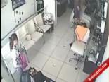 3 Dakikada Hırsızlık Güvenlik Kamerasına Böyle Yansıdı