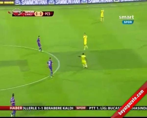 pacos de ferreira - Fiorentina - Paços Ferreira: 3-0 Maç Özeti