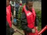 Çin'de Usagi Tayfunu Felaketi