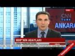 MHP'nin Ankara Büyükşehir Belediye Başkan Adayı Mevlüt Karakaya