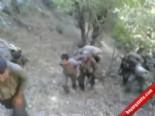 Firari Mahkumların Yakalanma Görüntüleri Saniye Saniye Kamerada