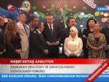 Başbakan Erdoğan, Neşet Ertaş'ın Gönül Dağı Şarkısını Söyledi