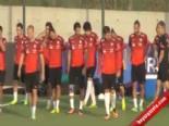 Türkiye-Andorra Maçı Hazırlıkları