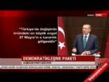 Başbakan Erdoğan Demokratikleşme Paketi'ni Açıkladı (3)