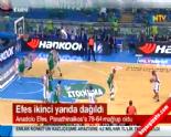 Panathinaikos - Anadolu Efes: 78-64 Basketbol Maç Özeti