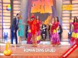 Çağla Şıkel'den Roman Dansı