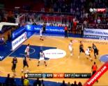 Anadolu Efesli Zoran Planinic'den Muhteşem 3'lük Basket
