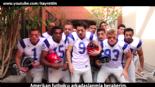 Hayrettin Ve Amerikan Futbolu Takımı Şakası - Super Bowl 2014 Prank By Hayrettin