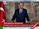Başbakan Erdoğan: Ülkemin büyümesine yönelik bir suikast var