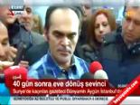 Bünyamin Aygün İstanbul'da Konuştu