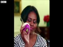 Michelle Obama'dan 'turplu' dans