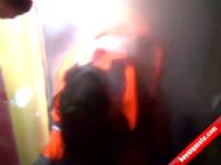 Karaman'da Yangın: Anne İle 3 Çocuğu Öldü