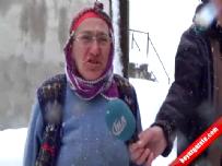 Rize'de Kar Kalınlığı Yarım Metreyi Aştı