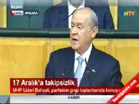 Bahçeli'den Erdoğan'a: Nefesimiz ensende