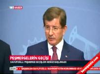 Ahmet Davutoğlu: Geçiş görüşmeleri sürüyor