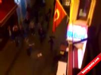 Galatasaray Ve Borussia Dortmund Taraftarları Arasında Kavga