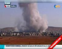 ABD'den İŞID Kobani'ye Hava Operasyonu! (İŞID Kobani Son Dakika Haberleri)