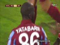 Trabzonspor 2-0 Lokeren (Group L) Maç Özeti