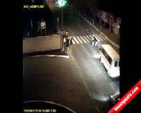 Trafik kazaları, MOBESE kamelarına yansıdı - ADIYAMAN