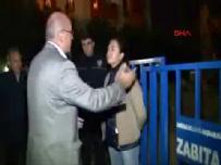 CHP'li Mahmut Tanal yine polisle tartıştı