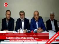 Bakan Taner Yıldız'dan Karaman'daki maden kazasıyla ilgili ilk açıklama
