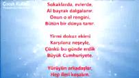 'Güzel Okulumuz' Şiiri - 29 Ekim Cumhuriyet Bayramı Şiirleri / 2014