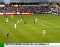 Tottenham Beşiktaş: 1-1 Maç Özeti ve Golleri (2 Ekim 2014) UEFA Avrupa Ligi