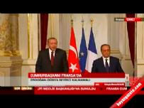 Erdoğan: Neden varsa yoksa Kobani?