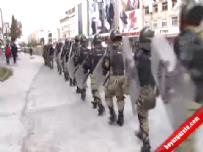 İstanbul'da Asker Şehre İndi