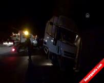 Trafik kazası: 1 ölü 9 yaralı - ANTALYA