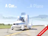 Uçan arabalar görücüye çıkıyor