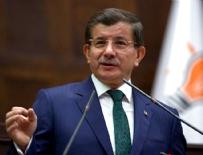 Ahmet Davutoğlu, partisinin grup toplantısında konuştu