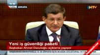Başbakan Ahmet Davutoğlu 'Yeni İş Güvenliği Paketi'ni Açıkladı.. İşte O Maddeler