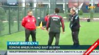 12 Kasım 2014 Milli Maç / Türkiye Brezilya Hazırlık Maçı