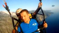 Yamaç Paraşütünde adrenalin ve korkuyu bir anda yaşamak