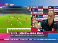 Türkiye Kazakistan Maçı Öncesi Fatih Terim'den Açıklama